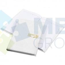 Телефонная книга Economix, A5, Samba, белая