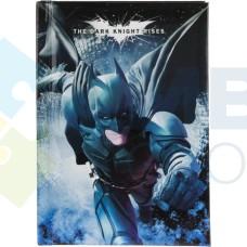"Блокнот Cool for school, А6, 80 л., серия ""Batman"", шитье на нитку"