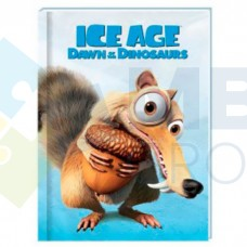 "Блокнот Cool for school, А6, 80 л., серия ""Ice Age"", шитье на нитку"