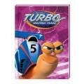 "Блокнот Cool for school, А6, 80 л., серия ""Turbo"", шитье на нитку, сиреневый"