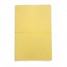 Деловой блокнот Optima Caprice, А5, 256 л., мягкая обложка, золотой