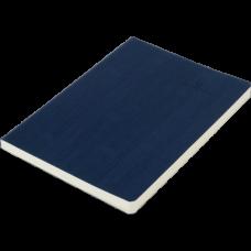 Блокнот деловой Buromax Color Tunes, А5, 96л., мягкая обложка, темно-синий