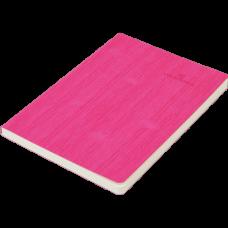 Блокнот деловой Buromax Color Tunes, А5, 96л., мягкая обложка, розовый