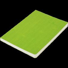 Блокнот деловой Buromax Color Tunes, А5, 96л., мягкая обложка, салатовый