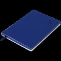 Блокнот деловой Buromax Touch Me, А5, 96л., мягкая обложка, темно-синий