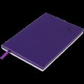 Блокнот деловой Buromax Touch Me, А5, 96л., мягкая обложка, фиолетовый