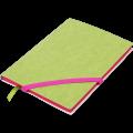 Блокнот деловой Buromax Lollipop, А5, 96л., мягкая обложка, салатовый