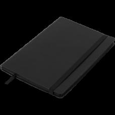 Блокнот деловой Buromax Brief, А5, 96л., мягкая обложка, черный