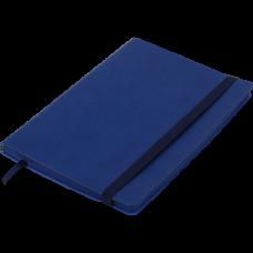 Блокнот деловой Buromax Brief, А5, 96л., мягкая обложка, синий