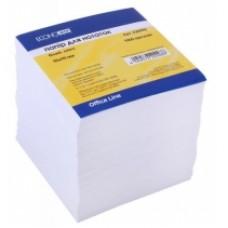 "Бумага для заметок 90х90 мм. Economix ""Люкс"", 1000 л., непроклеенная, белая"