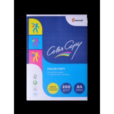 Бумага офисная Color Copy, А4, 200г/м2, класс А, 250л