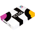 Бумага офисная Clio, А4, 80г/м2, класс С, 500л