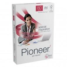 Бумага офисная Pioneer, А4, 80г/м2, класс A, 500л