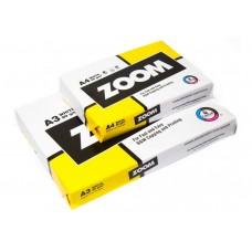 Бумага офисная Zoom, А3, 80г/м2, класс С, 500л