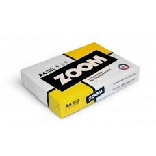 Бумага офисная Zoom, А4, 75г/м2, класс С+, 500л