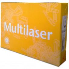 Бумага офисная Multilaser, А4, 75г/м2, класс С, 500л