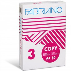 Бумага офисная Copy 3 Office, A4, 80г/м2, класс С, 500л