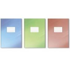 Книга учета Economix, А4, 120 л., термобиндер