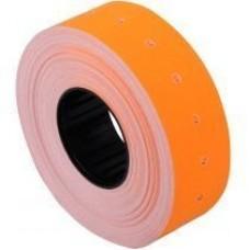 Этикетки-ценники Economix, 21х12 мм, 1000 шт/рул., оранжевые