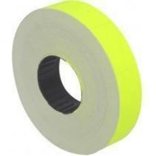Этикетки-ценники Economix, 16х23 мм, 700 шт/рул., желтые
