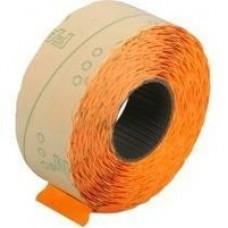 Этикетки-ценники Economix, 22х12 мм, 1000 шт/рул., фигурные, оранжевые