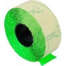 Этикетки-ценники Economix, 22х12 мм, 1000 шт/рул., фигурные, зеленые