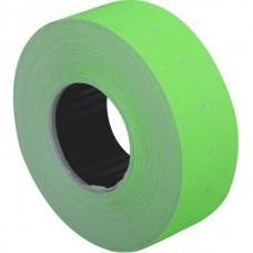 Этикетки-ценники Economix, 21х12 мм, 1000 шт/рул., зеленые