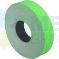 Этикетки-ценники Economix, 16х23 мм, 700 шт/рул., зеленые