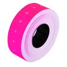 Этикетки-ценники Economix, 21х12 мм, 1000 шт/рул., розовые