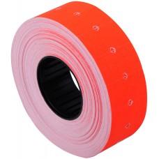 Этикетки-ценники Economix, 21х12 мм, 1000 шт/рул., красные