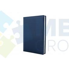 Ежедневник недатированный Cabinet CAPRICE, А5, 320 л., искусственная кожа, синий