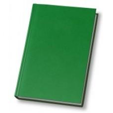 Ежедневник недатированный Economix Algora, А6, 320 л., балакрон, зеленый