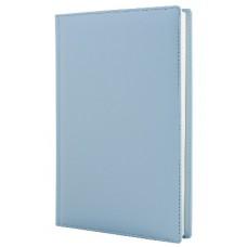Ежедневник недатированный Cabinet CAPRICE, А5, 320 л., искусственная кожа, голубой