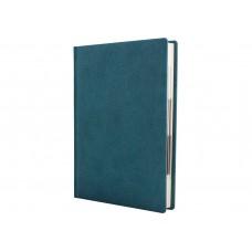 Ежедневник недатированный Cabinet ARMONIA, А5, 320 л., искусственная кожа, темно-синий