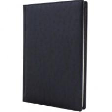 Ежедневник недатированный Cabinet Ostrich, А5, 320 л., искусственная кожа, синий