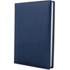 Ежедневник недатированный Cabinet Vivella Lak, А5, 320 л., искусственная кожа, синий