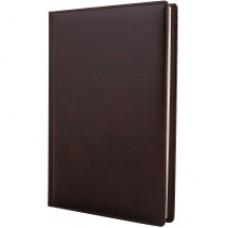 Ежедневник недатированный Cabinet Rider, А5, 320 л., искусственная кожа, темно-коричневый