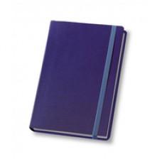 Ежедневник полудатированный Optima CROSS, А5, 384 л., искусственная кожа, синий