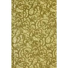 Ежедневник полудатированный Optima Calabria, А5, 384 л., искусственная кожа, фисташковый