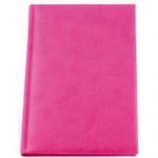 Ежедневник полудатированный Optima Vivella, А5, 384 л., искусственная кожа, розовый