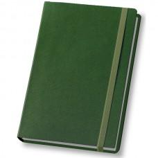 Ежедневник полудатированный Optima CROSS, А5, 384 л., искусственная кожа, зеленый