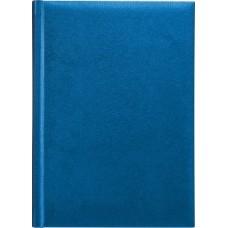 Ежедневник полудатированный Optima LIZARD, А5, 384 л., искусственная кожа, синий