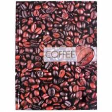 "Блокнот Optima ""Рисунки природы"" Coffee, А4, 96 л."