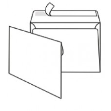 Конверт С5 (162х229мм), белый, СКЛ