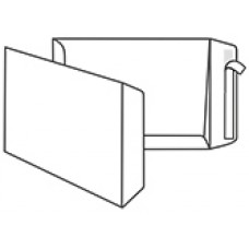 Конверт С4 (229х324мм), белый, СКЛ