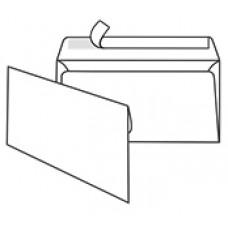 Конверт DL (100х220мм), белый, СКЛ