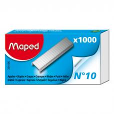 Скобы №10 Maped, 1000 шт.