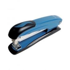 Степлер №24/6, 26/6, 26/8 Economix, до 40 л., металлический корпус, синий