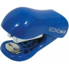 Степлер №10 мини Economix, до 10 л., пластиковый корпус