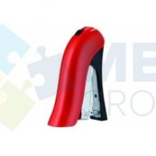 Степлер №10 вертикальный Genmes, до 15 л., выдвижной механизм, технология Press Less